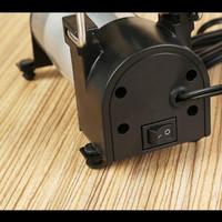 pompa ban elektrik kompresor mini portabel untuk mobil 100psi