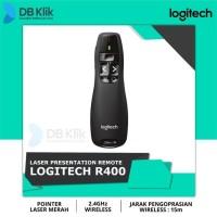 Laser Pointer Wireless Logitech R400 Laser Presentation Remote