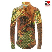 doby tulis kombinasi motif 1 bahan kain batik solo yogya iwan tirta
