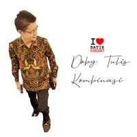 doby tulis kombinasi bahan kain batik solo yogya klasik iwan tirta