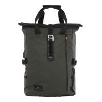 Tas Ransel Backpack Gulung Urban Factor Lanspresado Army Original