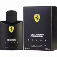 Ferrari Scuderia Black Man EDT Parfum Pria - 125mL ~ Original Singapor