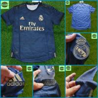 JERSEY BOLA REAL MADRID AWAY 2019/2020 CLIMACHILL PLAYER ISSUE ADIZERO