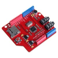 Music Player MP3 Shield VS1053 Board With TF Card Slot for Arduino uno
