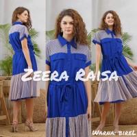 Daster Arab Tunik Raisa by Zeera Original / Baju Wanita