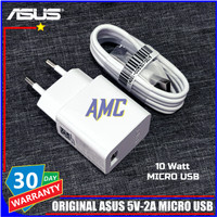 Charger Asus Zenfone Max Pro M1 Max Pro M2 ORIGINAL 100% Micro USB