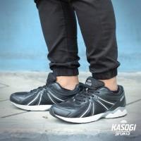 Kasogi Sepatu Olahraga Running Jogging Lari Pria Wanita Tipe OLYMPIC