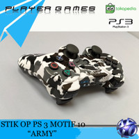 STIK PS 3 OP DS3 MOTIF CORAK STICK PS 3 ORIGINAL
