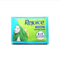 Shampo Rejoice Hijab Anti Ketombe Sachet / 1 Karton 42 Renceng /10ml