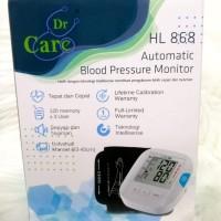 Tensimeter Digital Dr Care HL 868 / Tensi Digital Dr Care HL868