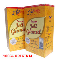 Jelly Gamat Luxor isi 350 ml