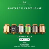 Druga RDA 100% Authentic Produced Augvape X Vapeshouse