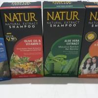 Natur shampoo 140ml all varian