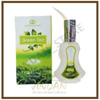 Parfum Dobha Spray 35 ml Non Alkohol Aroma Green Tea