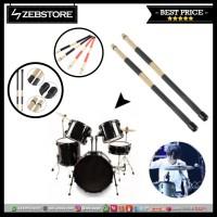 Stick Drum Brush Bamboo Lidi Bambu Hot Rod Premium Wood 7 SV-2