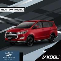 Kaca Film Vkool Toyota New Innova (KACA DEPAN) Vkool 70 (20%)