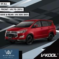 Kaca Film Vkool Toyota New Innova Full Body (VK70+X05+X05)