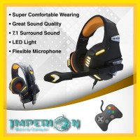 IMPERION GAMING HEAD SET HS-G70 - GALAXIAN 7.1