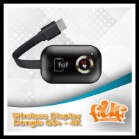 FUF WIRELESS DISPLAY DONGLE G9+- 4K