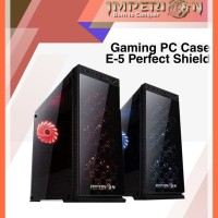 IMPERION GAMING PC CASE E-5 PERFECT SHIELD