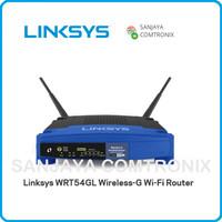 LINKSYS WRT54GL-AS Wireless-G Wi-Fi Router 4 port UTP