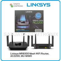 Linksys AC2200 Mesh WiFi Router MU-MIMO MR8300-AH