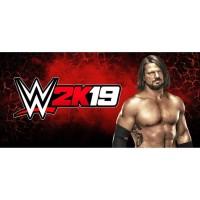 PC Game WWE 2K19