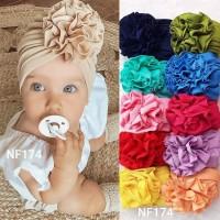 Turban RUFFLE turban bayi turban anak