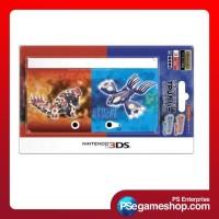 POKEMON TPU COVER FOR 3DS (GENSHI GROUDON/GENSHI KYOGRE)