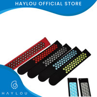 20mm silicone sporty strap for haylou LS02