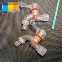 KERAN AIR NASA Plastic Transparent Faucet PC 3/4 size- SOSOYO