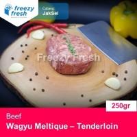 Daging Sapi Wagyu Meltik / Wagyu Tenderloin Meltique 250 Gram