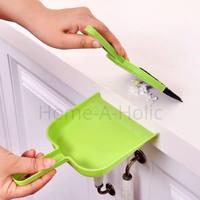 Sapu Pengki Set Mini /Mini Dustpan /Sapu Mini Rumah Tangga Warna Warni