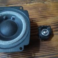 speaker diy bluetooth 3in 50watt 8ohm. super tweeter