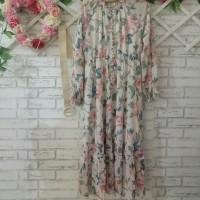 dress gamis big size bangkok import/maxi dress big size bangkok import