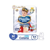MAMYPOKO Pants Popok Celana Royal Soft M 64 Boys