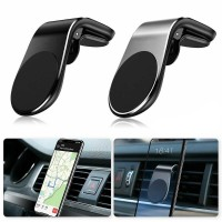 Dudukan Bracket Holder Gantung Hp Mobil Phone Holder Magnetic Air Vent