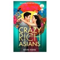 Buku Novel Impor Crazy Rich Asians (Movie Tie-In Edition)