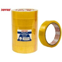 "Isolasi Joyko Stationery Tape 1"" x 45 meter"