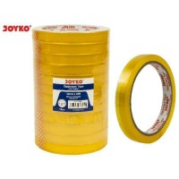 "Isolasi Joyko Stationery Tape 1/2"" x 45 meter"