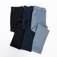 Dailyoutfits Celana Panjang Pria Jeans Strech Denim XXXXL BIGSIZE