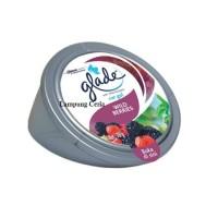 Parfum Mobil Dashboard Berry   Glade Car Gel Air Wild Berries
