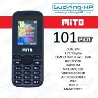"MITO 101 PICO - Candybar 1,8"" DUAL SIM GSM"