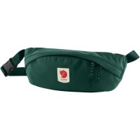 Tas Selempang Fjallraven Ulvo Hip Pack Medium Color Peacock Green