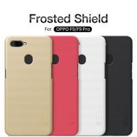 OPPO F9 F9 Pro NILLKIN Frosted HardCase Hard Case - Gold