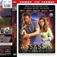 Kaset DVD Film Assasin 33 AD Kualitas HD Box Office Barat