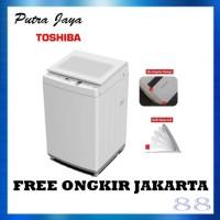 Mesin Cuci 1 Tabung 7Kg Toshiba AW-J800AN AWJ800AN