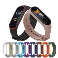 Strap Two Tone Mi Band 4 ™ Tali Gelang Two Tone Mi Band 4