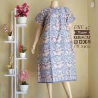 dress batik katun 6
