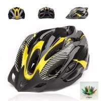 Helm Sepeda EPS Foam PVC Shell / Cycling Helmet EPS Foam PVC Shell